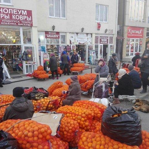 Поставщики Нового года-абхазские эльфы