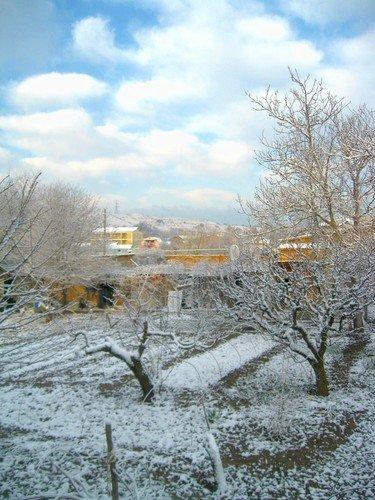 Снежный Крым.