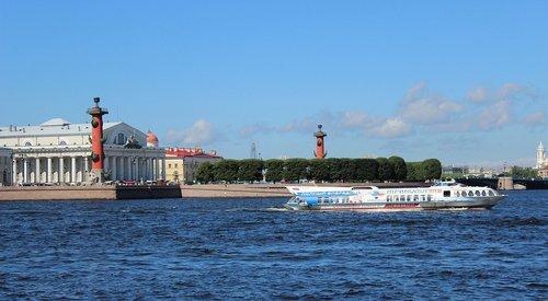 Наш прекрасный Санкт-Петербург