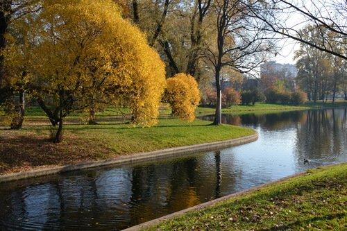 Осенний солнечный денек