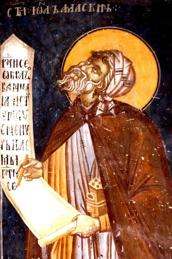 Прп.Иоанн Дамаскин (VII — VII вв.) и его апологетическое наследие