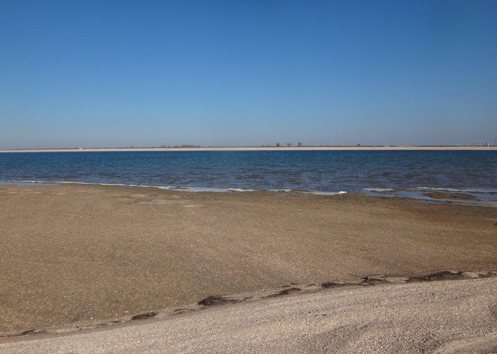 На Азовском побережье, с велосипедом, туризм, 8 ноября, 2018 год, Кубань... 014