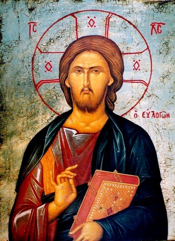 Христос Пантократор. Икона.