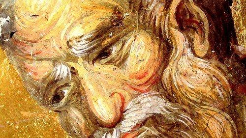 21 МАЯ - ДЕНЬ СВЯТОГО АПОСТОЛА И ЕВАНГЕЛИСТА ИОАННА БОГОСЛОВА.