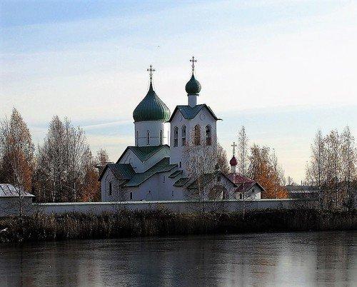 Храм Сергия Радонежского.