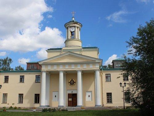 Церковь Святой  Марии Магдалины