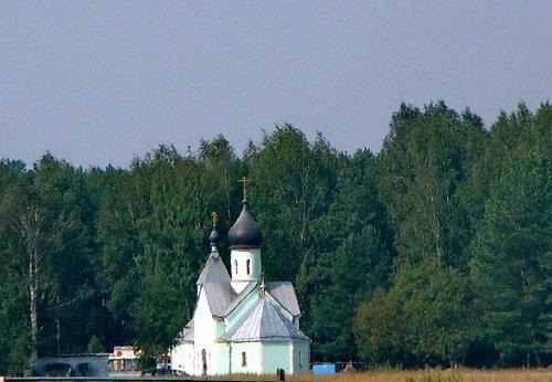Церковь Илии Муромца