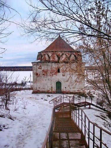 Церковь Козьмы и Дамиана