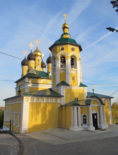Церковь Николая Чудотворца Набережная