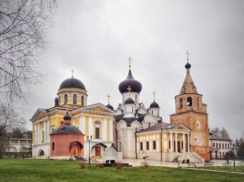 Старицкий Успенский монастырь