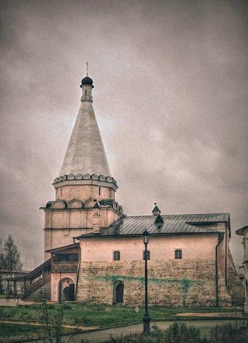 Церковь Введения Богородицы во храм