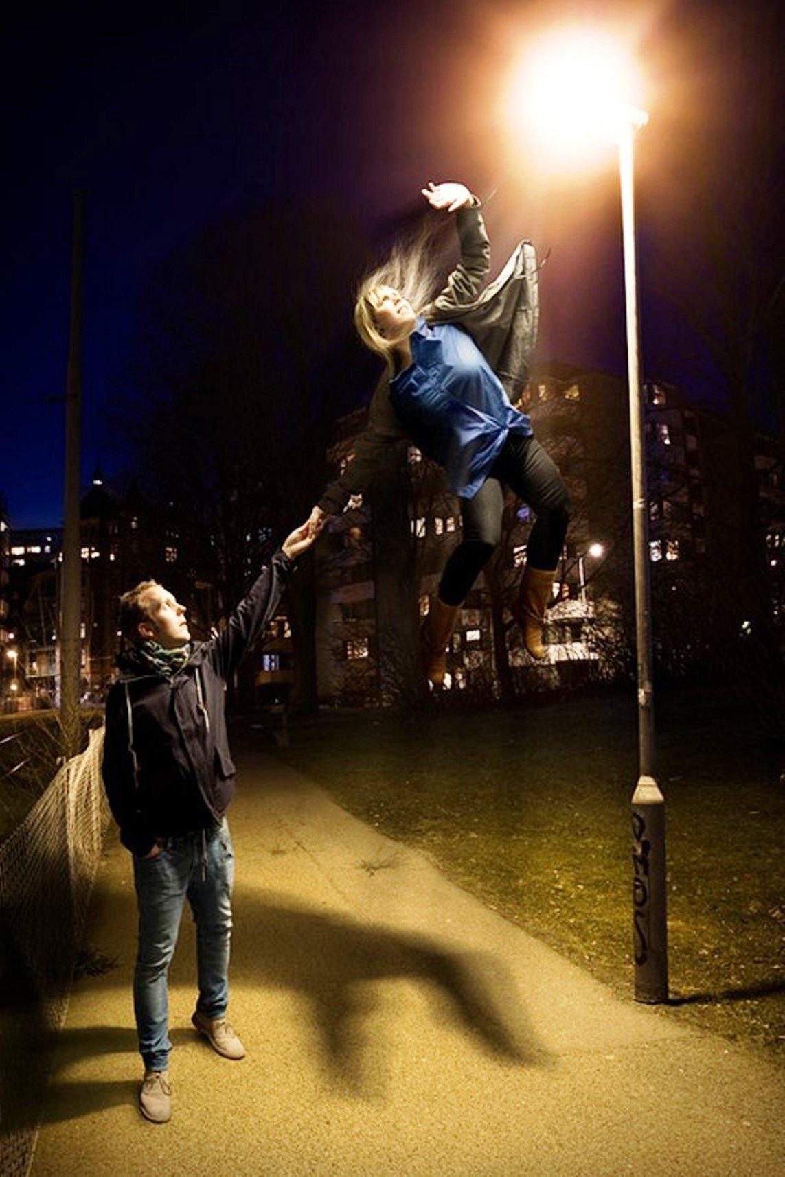 Фотоиллюзии для мечтателей отЭрика Юханссона ...074