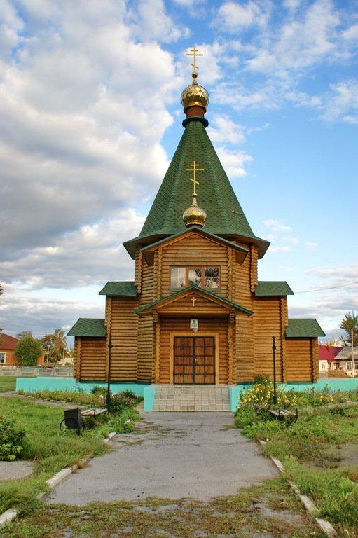 Церковь Иоакима и Анны в Елецком