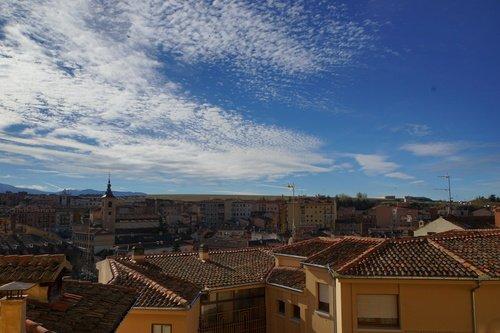 Небо Кастилии