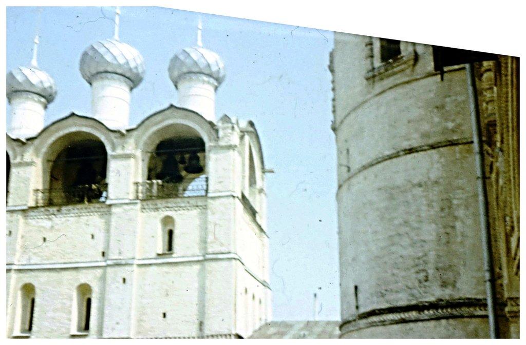 Год 1988-й, фото из велопробега по Золотому кольцу России ... _Scan10003 (2)_