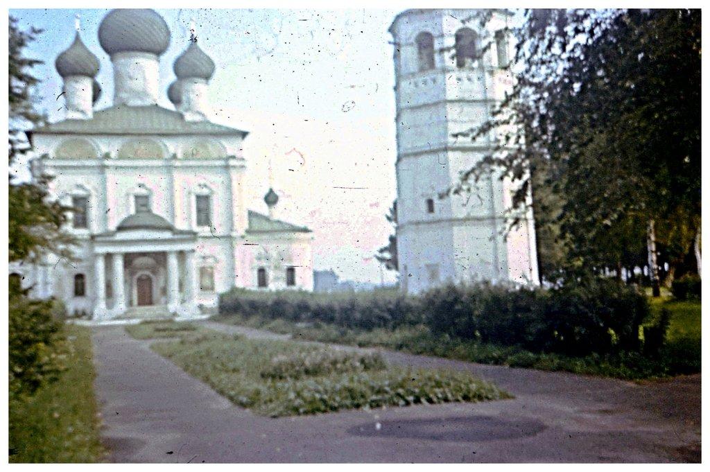 Год 1988-й, фото из велопробега по Золотому кольцу России ... _Scan10001 (2)  _