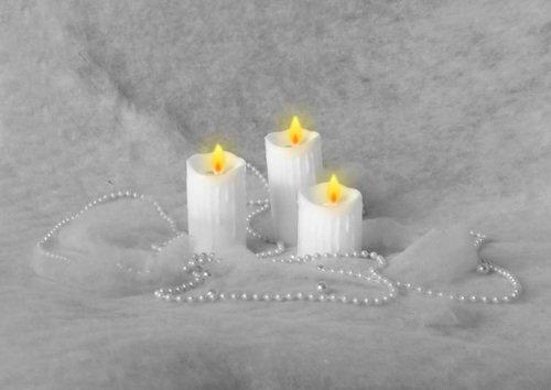 Немного о свечах
