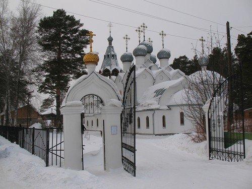 Православный приход во имя святителя Николая Чудотворца.