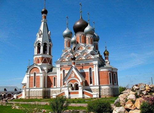 Кафедральный собор в честь Преображения Господня.