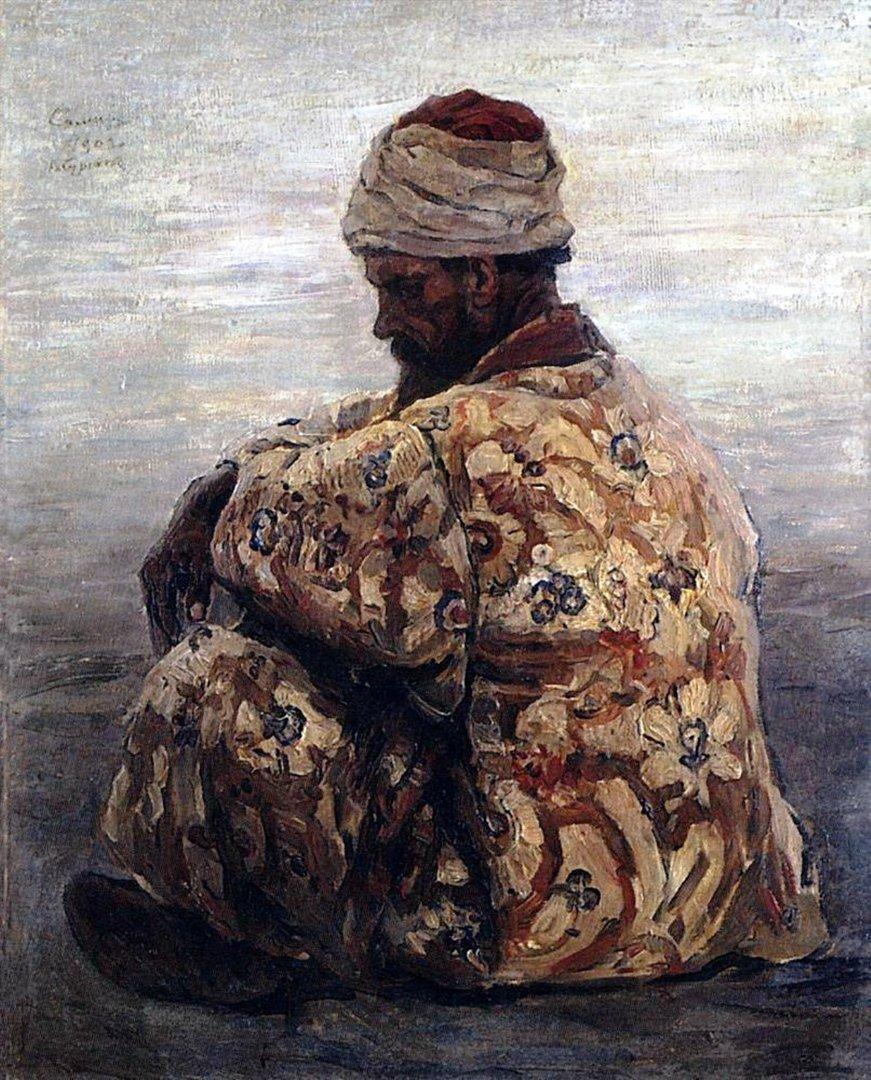Василий Иванович Суриков  Перс. 1902.
