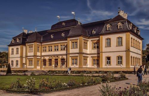 Замок Файтсхёххайм