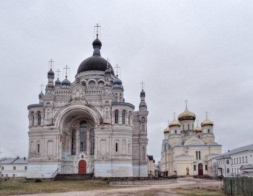 Вышневолоцкий Казанский монастырь