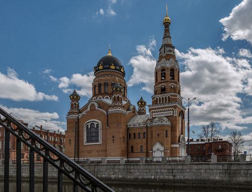 Храм Воскресения Христова после реставрации