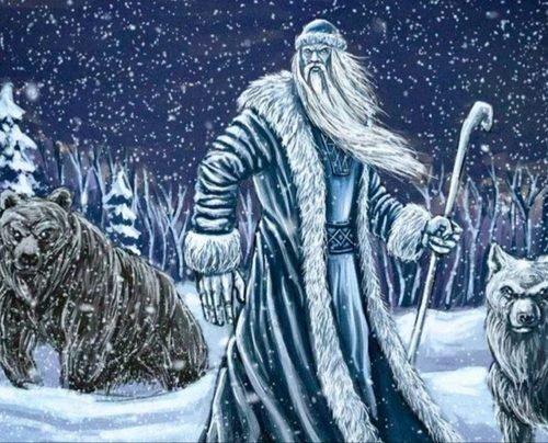 Славяне. 19-25 декабря-Карачун.