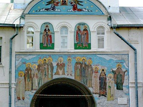 Церковь Николая Чудотворца в Толгском монастыре