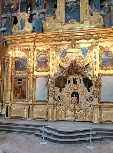 Иконостас церкви Николы Надеина