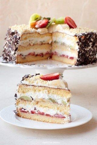 """Торт """"САМА НЕЖНОСТЬ""""."""