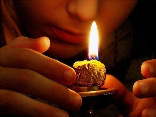Свеча лечит и очищает. ТРАДИЦИИ.